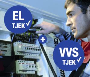 EL og VVS-Eftersyn bestilling