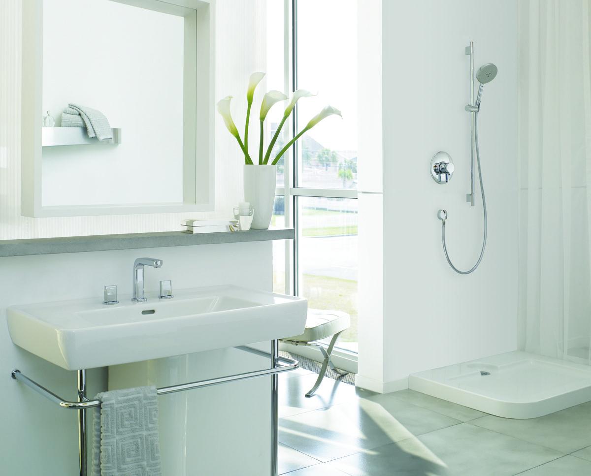 Badeværelse, Hansgrohe Metris sanitet