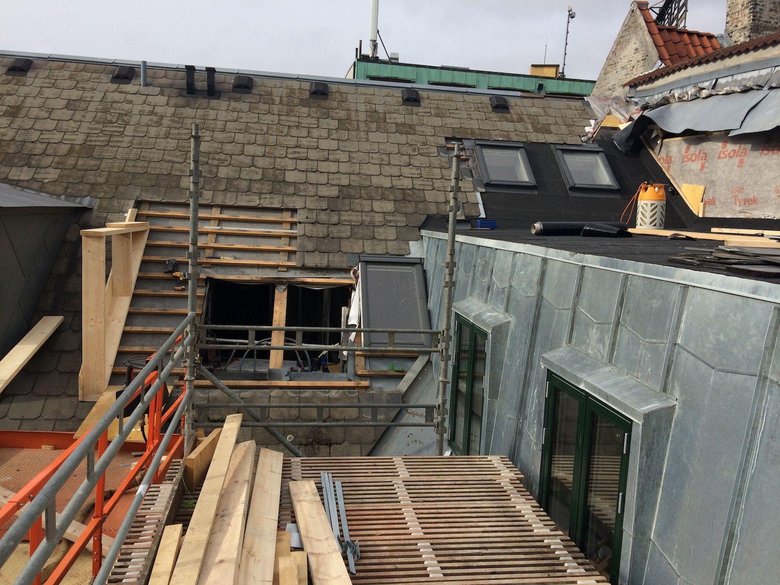 Tagprojekt København