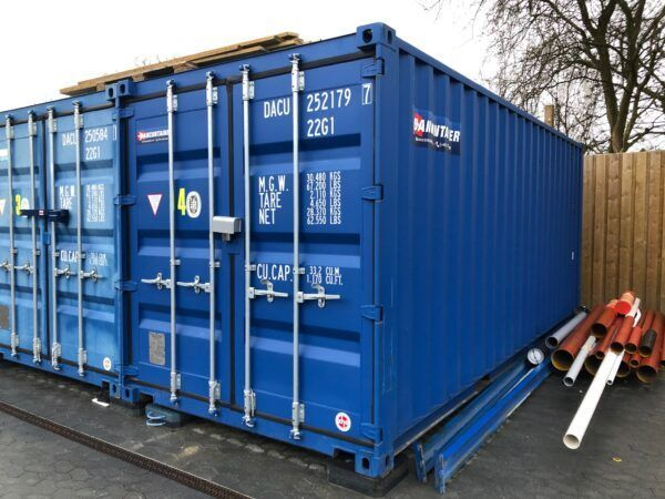 20 fod Container